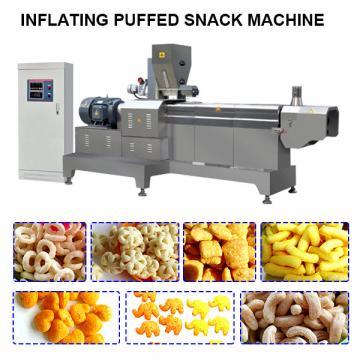Puffing snack making machine